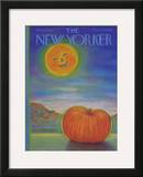 The New Yorker Cover - November 3, 1975 Framed Giclee Print by Eugène Mihaesco
