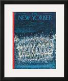 The New Yorker Cover - July 4, 1953 Framed Giclee Print by Constantin Alajalov