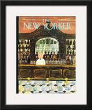 The New Yorker Cover - September 25, 1965 Framed Giclee Print by Laura Jean Allen