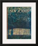 The New Yorker Cover - February 29, 1964 Framed Giclee Print by Garrett Price