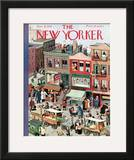 The New Yorker Cover - November 18, 1939 Framed Giclee Print by Beatrice Tobias