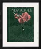 The New Yorker Cover - March 29, 1947 Framed Giclee Print by Christina Malman