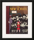 The New Yorker Cover - December 20, 1941 Framed Giclee Print by Christina Malman