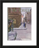 The New Yorker Cover - November 1, 1952 Framed Giclee Print by Arthur Getz