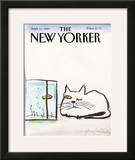 The New Yorker Cover - September 11, 1989 Framed Giclee Print by Eugène Mihaesco