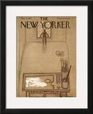 The New Yorker Cover - December 11, 1971 Framed Giclee Print by Andre Francois
