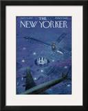 The New Yorker Cover - April 23, 1960 Framed Giclee Print by Garrett Price