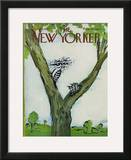The New Yorker Cover - April 29, 1967 Framed Giclee Print by Abe Birnbaum