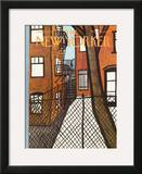 The New Yorker Cover - January 21, 1974 Framed Giclee Print by Donald Reilly