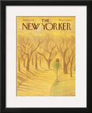 The New Yorker Cover - April 12, 1976 Framed Giclee Print by Eugène Mihaesco