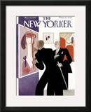 The New Yorker Cover - November 29, 1930 Framed Giclee Print by Victor Bobritsky