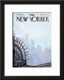 The New Yorker Cover - March 8, 1969 Framed Giclee Print by Arthur Getz