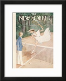 The New Yorker Cover - August 16, 1941 Framed Giclee Print by Mary Petty