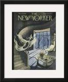The New Yorker Cover - January 22, 1949 Framed Giclee Print by Mary Petty