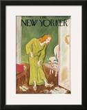The New Yorker Cover - January 26, 1946 Framed Giclee Print by Julian de Miskey