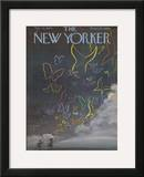 The New Yorker Cover - May 28, 1960 Framed Giclee Print by Robert Kraus