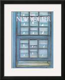The New Yorker Cover - July 11, 1977 Framed Giclee Print by Andre Francois
