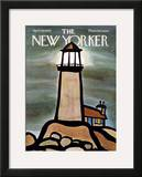 The New Yorker Cover - April 19, 1969 Framed Giclee Print by Donald Reilly