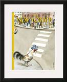 The New Yorker Cover - November 14, 2005 Framed Giclee Print by Barry Blitt