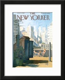 The New Yorker Cover - June 22, 1963 Framed Giclee Print by Arthur Getz