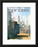 The New Yorker Cover - June 22, 1963 Framed Giclee Print by Arthur Getz