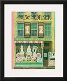 The New Yorker Cover - March 2, 1946 Framed Giclee Print by Witold Gordon