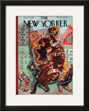 The New Yorker Cover - June 10, 1939 Framed Giclee Print by Virginia Snedeker