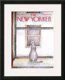 The New Yorker Cover - May 12, 1973 Framed Giclee Print by Andre Francois