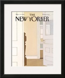 The New Yorker Cover - March 19, 1984 Framed Giclee Print by Gretchen Dow Simpson