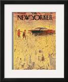 The New Yorker Cover - November 15, 1958 Framed Giclee Print by Garrett Price