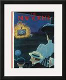 The New Yorker Cover - July 6, 1946 Framed Giclee Print by Rea Irvin