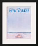 The New Yorker Cover - August 1, 1970 Framed Giclee Print by Andre Francois