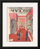 The New Yorker Cover - March 30, 1946 Framed Giclee Print by  Alain