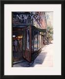 The New Yorker Cover - September 29, 1956 Framed Giclee Print by Arthur Getz