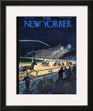 The New Yorker Cover - May 12, 1962 Framed Giclee Print by Garrett Price
