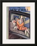 The New Yorker Cover - December 18, 1926 Framed Giclee Print by Ottmar Gaul