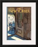 The New Yorker Cover - May 17, 1969 Framed Giclee Print by Arthur Getz