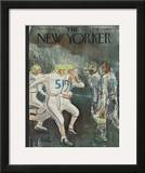 The New Yorker Cover - October 13, 1962 Framed Giclee Print by Perry Barlow