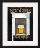 The New Yorker Cover - June 30, 1945 Framed Giclee Print by Christina Malman