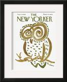 The New Yorker Cover - September 10, 1966 Framed Giclee Print by Abe Birnbaum