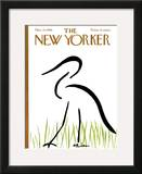The New Yorker Cover - March 23, 1968 Framed Giclee Print by Abe Birnbaum