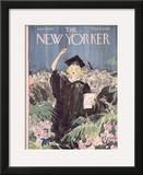 The New Yorker Cover - June 14, 1941 Framed Giclee Print by Perry Barlow