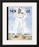 The New Yorker Cover - April 4, 2005 Framed Giclee Print by Barry Blitt