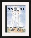 The New Yorker Cover - April 4, 2005 Framed Giclee Print by Barry Blitt
