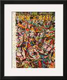 The New Yorker Cover - December 30, 1950 Framed Giclee Print by Abe Birnbaum