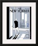 The New Yorker Cover - September 13, 2004 Framed Giclee Print by Istvan Banyai