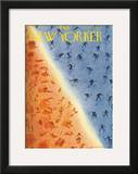 The New Yorker Cover - February 27, 1954 Framed Giclee Print by Garrett Price