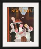 The New Yorker Cover - November 26, 1938 Framed Giclee Print by William Cotton