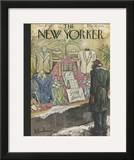 The New Yorker Cover - January 18, 1941 Framed Giclee Print by Perry Barlow