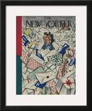 The New Yorker Cover - December 17, 1932 Framed Giclee Print by Harry Brown